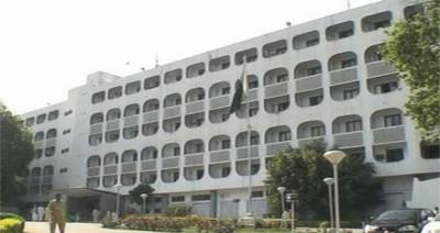 Pak Summons Indian DY HC To Protest Ceasefire Violations