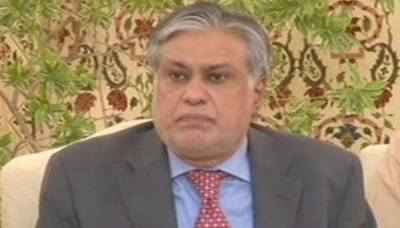 Pakistan is my country, will return to it, says Dar