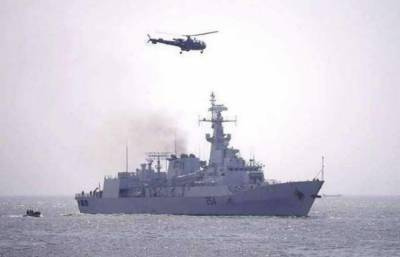 Pakistan Navy's Operational exercise Ribat-2018 commences