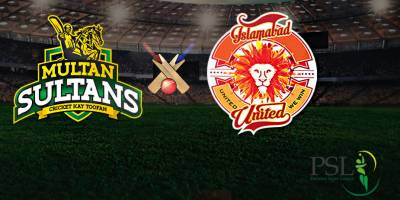 PSL 2018: Islamabad United eye win over unbeaten Multan Sultans