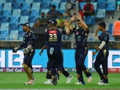 Quetta Gladiators Thrash Lahore Qalandars By 9 Wickets
