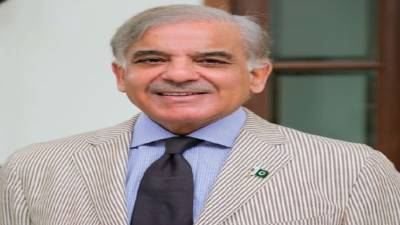 Shahbaz felicitates newly elected office bearers of LHCBA