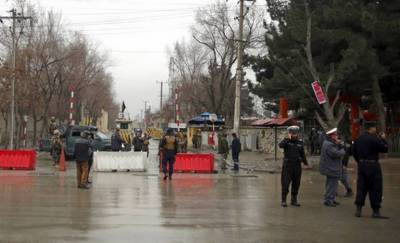 Suicide Attack kills 1 in Afghan capital