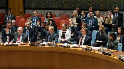 UNSC unanimously approved 30-day ceasefire across Syria