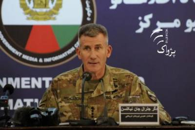US General in Afghanistan lashes out at Iran, Russia over support to Afghan Taliban