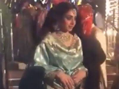 VIDEO: SriDevi last Video in Dubai before sudden death