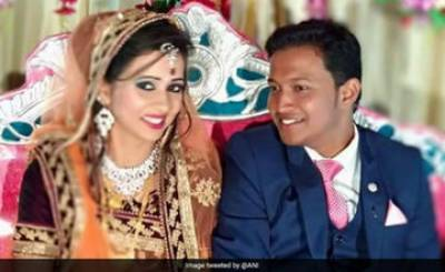 Wedding gift explodes killing groom in India