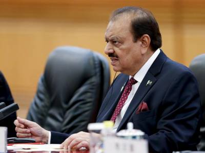 Current political disturbance will not affect business environment: President Mamnoon Hussain