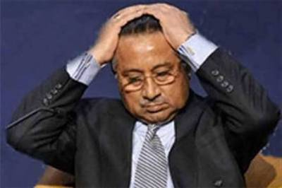 Former President General (R) Pervaiz Musharaf in trouble