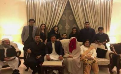 Imran Khan Walima reception held in Banigala
