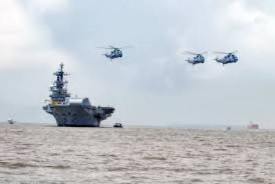 Indian Navy to hold mega Naval exercise in Indian Ocean amid tensions with China