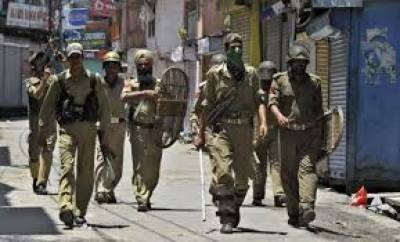 Kashmiri fighters kill two Indian Police officers in Occupied Kashmir, Takeaway weapons