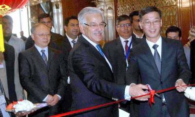 Pakistan - China partnership is based on win win principles