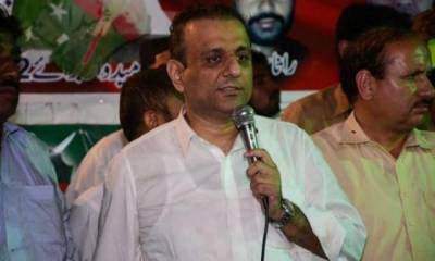 PTI's Aleem Khan to appear before NAB Lahore today
