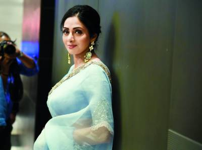 Sridevi death case handed over to Dubai Police prosecution: sources