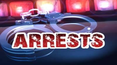 Police arrest 10 wanted criminals in Larkana