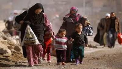 Aid groups: Iraqi authorities push refugees to return home
