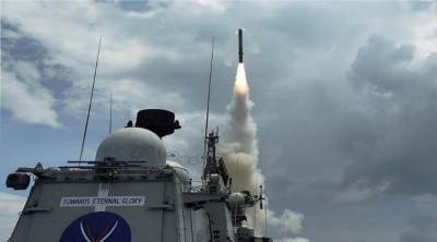 India test fires Guided Missile in desert