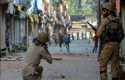 Indian Forces have martyred 15 Kashmiri in acts of state terrorism: Report