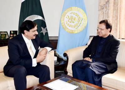 Pakistan, Afghanistan exchange views on bilateral relations