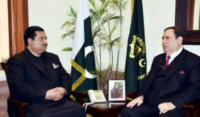 Pakistan - Iraq vow to enhance defence collaboration
