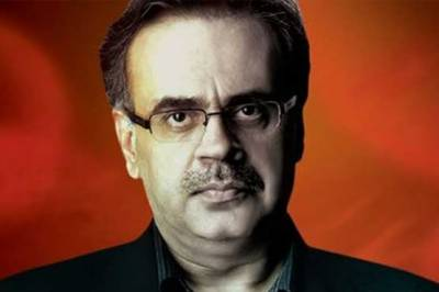 Prominent Anchorperson Dr Shahid Masood gets a big blow