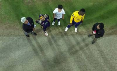 PSL - 2018: Peshawar Zalmi Vs Quetta Gladiators match live score update