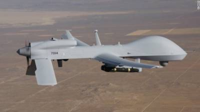 US drone strike near Pak - Afghan border in Nangarhar