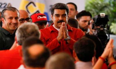 US mulls sanctions on Venezuela to put pressure on Maduro