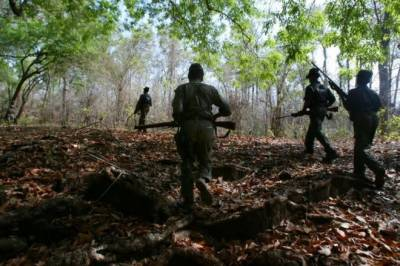 12 Maoist rebels killed in raid in eastern India