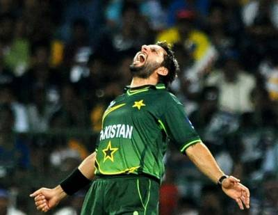 BAD NEWS: Shahid Afridi out of PSL matches