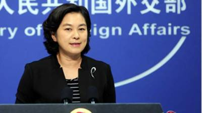 China urges US to exercise restraint in trade protection
