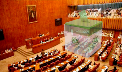 Election on 52 vacant seats of Senate to be held today