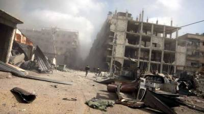 France, Germany & US call for immediate ceasefire in Syria