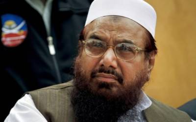 India - US have encircled Pakistan: Hafiz Saeed