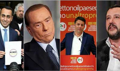 Italy general elections to be held on Sunday