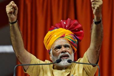 Modi's BJP spectacular victory in NE India state elections