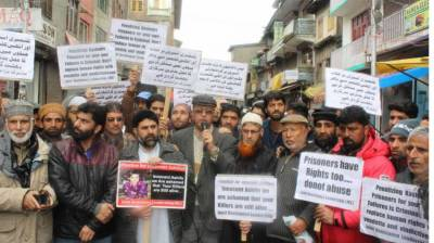 Occupied Kashmir: Anti-India demos held in Srinagar