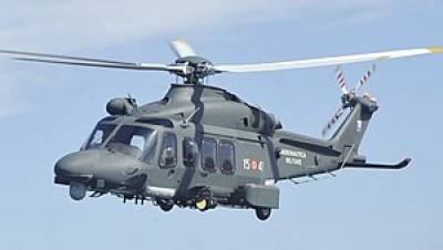 PAF inducts AW - 139 Augusta Westland Helicopters into combat support Squadron