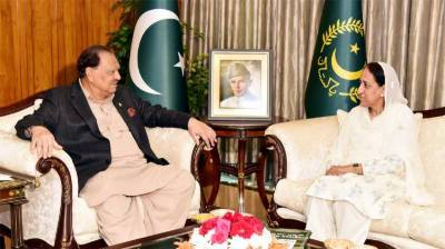 President stresses for enabling environment for women at workplace