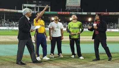 PSL 2018: Peshawar Zalmi Vs Lahore Qalandars live score update