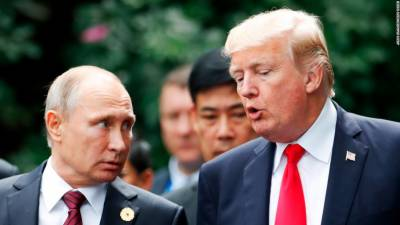 Russia calls off strategic talks with US