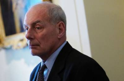 Sensitive secret information keeping was not up to standard in White House: Chief of Staff