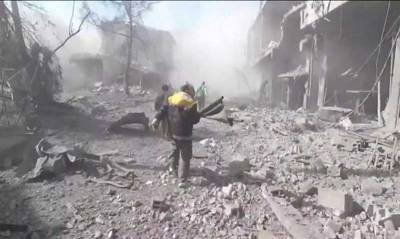 Syria: 23 killed in air strikes by govt forces in Eastern Ghouta