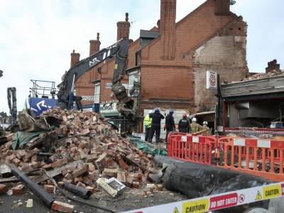 Two more arrests in Britain over deadly blast