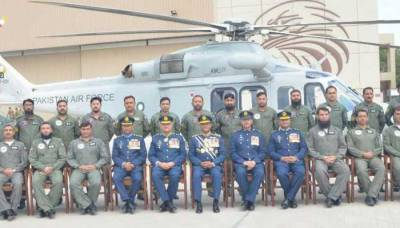 AW-139 helicopters inducted into PAF