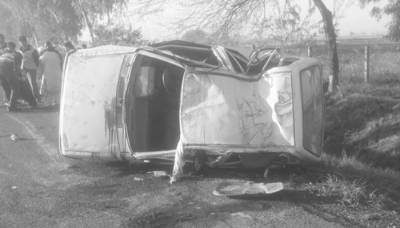 Car accident in Chakwal leaves four dead, one injured