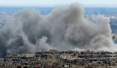 Damascus must be 'held accountable' for E.Ghouta attacks: Merkel, Trump