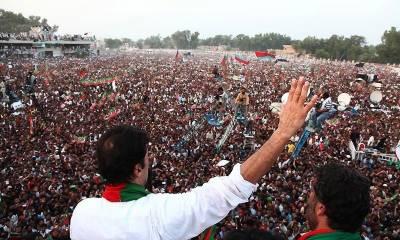 Imran Khan unveils extensive political rallies program across Pakistan