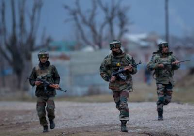 Indian Army martyrs Kashmiri freedom fighter in a fake operation in IOK